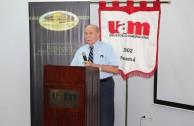 "Forum ""Educating to Remember"" at the American University at Panama"