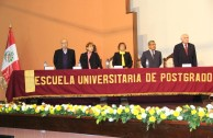 "University Forum ""Educating to Remember"" at the Federico Villareal National University, Peru"