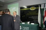 """Forum """"Educating to Remember"""" at the University Latina of Costa Rica"""