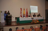 "Forum on ""Human Dignity and Presumption of Innocence"" in the North Canton Army of Colombia"