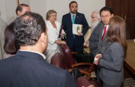 Meeting with the Secretary of the Government of Panama