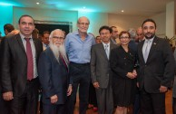 Night of solidarity with Israel and the Middle East