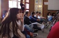 """""""Educando para No Olvidar"""" extiende su recorrido por las escuelas de Argentina"""