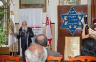 """""""Traces to Remember"""" at the Polish Embassy in México"""