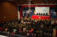 """International Judicial Forums: """"New Proposals for the Prevention and Punishment of the Crime of Genocide"""" in Colombia - Morning Lectures"""
