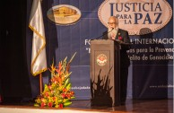 "International Judicial Forums: ""New Proposals for the Prevention and Punishment of the Crime of Genocide"" in Colombia - Morning Lectures"