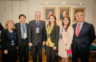 """International Judicial Forums: """"New Proposals for the Prevention and Punishment of the Crime of Genocide"""" in Colombia - Evening Lectures"""