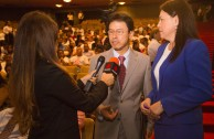 """Presentation of the Educational Communicative Program of the """"Life is in the Blood"""" campaign"""