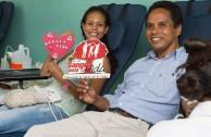 Apertura de la 4ta. Maratón Internacional de Donación de Sangre