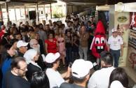 Opening of the 4th International Blood Drive Marathon