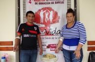 4th Blood Drive Marathon in Argentina