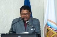 1.Dr. José Antonio Mejia, Coordinador para Nicaragua de la Embajada Mundial de Activistas por la Paz.