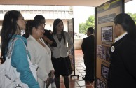 """Foro Universitario """"Educando para No Olvidar"""" en Cali, Colombia"""