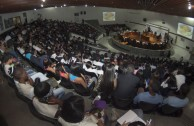 "University Forum ""Educating to Remember"" in Cali, Colombia"