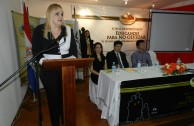 "The University Forum ""The Holocaust, Paradigm of Genocide"" aroused great interest in the University of Northern Paraguay"