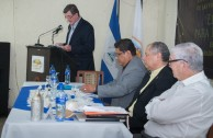 3.Msc. Arturo Vaughan, Cónsul Honorario del Estado de Israel en Nicaragua.