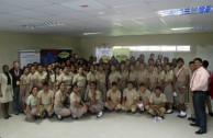 """Foro """"Educando para No Olvidar"""" en el Centro Educativo República de China en Panamá"""
