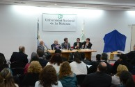 """Genocides of the 20th Century"": Federal Training Meeting at the Universidad de La Matanza, Argentina"