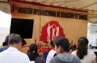 4th Blood Drive Marathon in Mexico