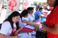 The 4th International Blood Drive Marathon is carried out successfully
