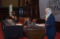 Opening of the Second International Judicial Forum in Buenos Aires, Argentina