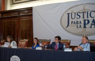 Tercera Mesa del II Foro Judicial Internacional