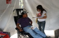 4th Blood Drive Marathon in Honduras