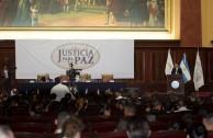 Cuarta Mesa del II Foro Judicial Internacional