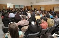 Conferencias Magistrales durante el Primer Congreso Internacional Docente.