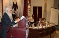 "In Mexico: Presentation of the project ""Traces to Remember"" at the Congress of the State of Veracruz"