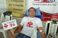 Peru 4th Blood Drive Mararthon