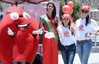 4th Blood Drive Marathon in Bolivia
