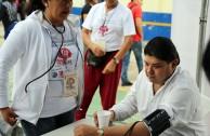 4th Blood Drive Marathon in Guatemala