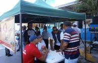 Venezuela Participando en la Cuarta Maratón de Donación de Sangre