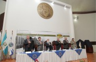 """Forum """"Educating to Remember: The Holocaust and Human Rights"""" in Guatemala"""
