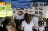 1ra Feria de Derechos Humanos