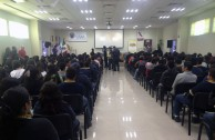 The University of Nuevo Leon received an Educational Workshop on the Holocaust