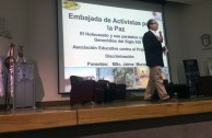 """1200 students attended the University Forums """"Educating to Remember"""""""