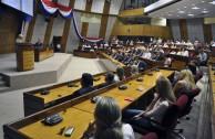 Congreso de Paraguay conmemoró el Día Internacional en memoria de las víctimas del Holocausto