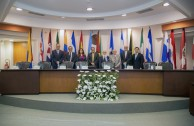 La Corte Interamericana de Derechos Humanos y la Embajada Mundial de Activistas por la Paz rinden homenaje a la memoria de las víctimas del Holocausto
