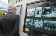 The Inter American Court of Human Rights and the Global Embassy of Activists for Peace honor the memory of the victims of the Holocaust