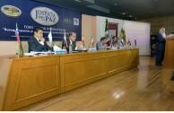 Primera mesa Tercer Foro Judicial Internacional en México