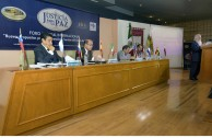 First Table of the Third International Judicial Forum in Mexico