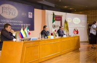 Third Table of the International Judicial Forum