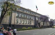 Visit to the Supreme Court of Justice of Mexico