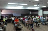 Placa en la  Universidad Tecnológica de Panamá
