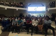 Forum at the University of Soconusco - Tapachula, Chiapas