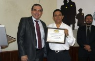 """Cosamaloapan, Mexico, headquarters of the University Forum """"Educating to Remember – The Holocaust, Paradigm of Genocide"""""""