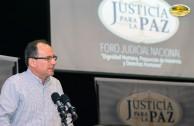 Segundo Foro Judicial Nacional, Villavicencio Colombia