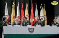 """Tercer Foro Judicial Nacional """"Dignidad Humana, Presunción de Inocencia y Derechos Humanos"""", Colombia"""